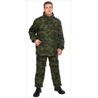 Костюм Биостоп Лайт Лес мужской зеленый 48-50/170-176