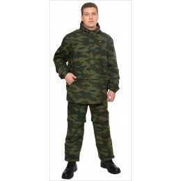 Костюм Биостоп Лайт Лес мужской зеленый 44-46/158-164