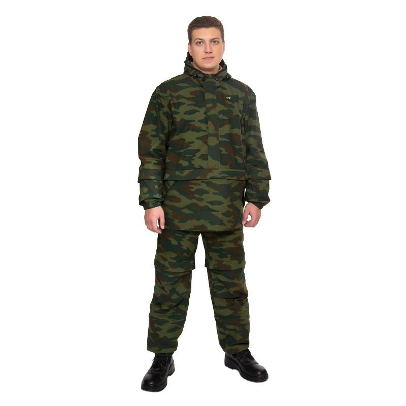 Костюм Биостоп Лайт Лес мужской зеленый 52-54/170-176
