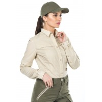 Женская блуза Биостоп Комфорт размер 42-44 бежевый