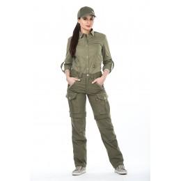 Женские брюки Биостоп Комфорт размер 42-44/170-176 хаки