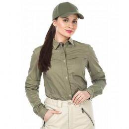 Женская блуза Биостоп Комфорт размер 50-52 хаки