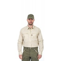 Биостоп комфорт (сорочка верхняя) муж. 44-46 бежевый