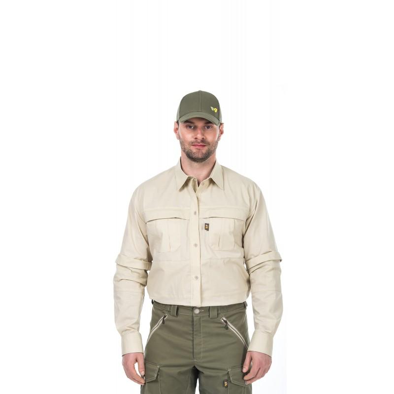 Биостоп комфорт (сорочка верхняя) муж. 48-50 бежевый