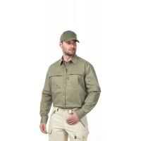 Биостоп комфорт (сорочка верхняя) муж. 60-62 cветлый хаки