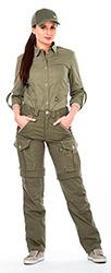 женский костюм фото 1