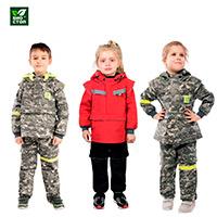 детские костюмы фото